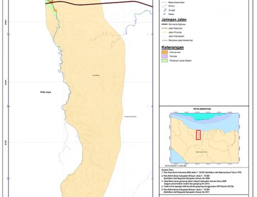 Peta Kecamatan Samalanga