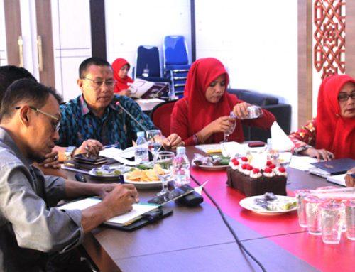 Rapat Koordinasi Pelaksanaan Dukungan Teknis Pendataan Masyarakat Miskin